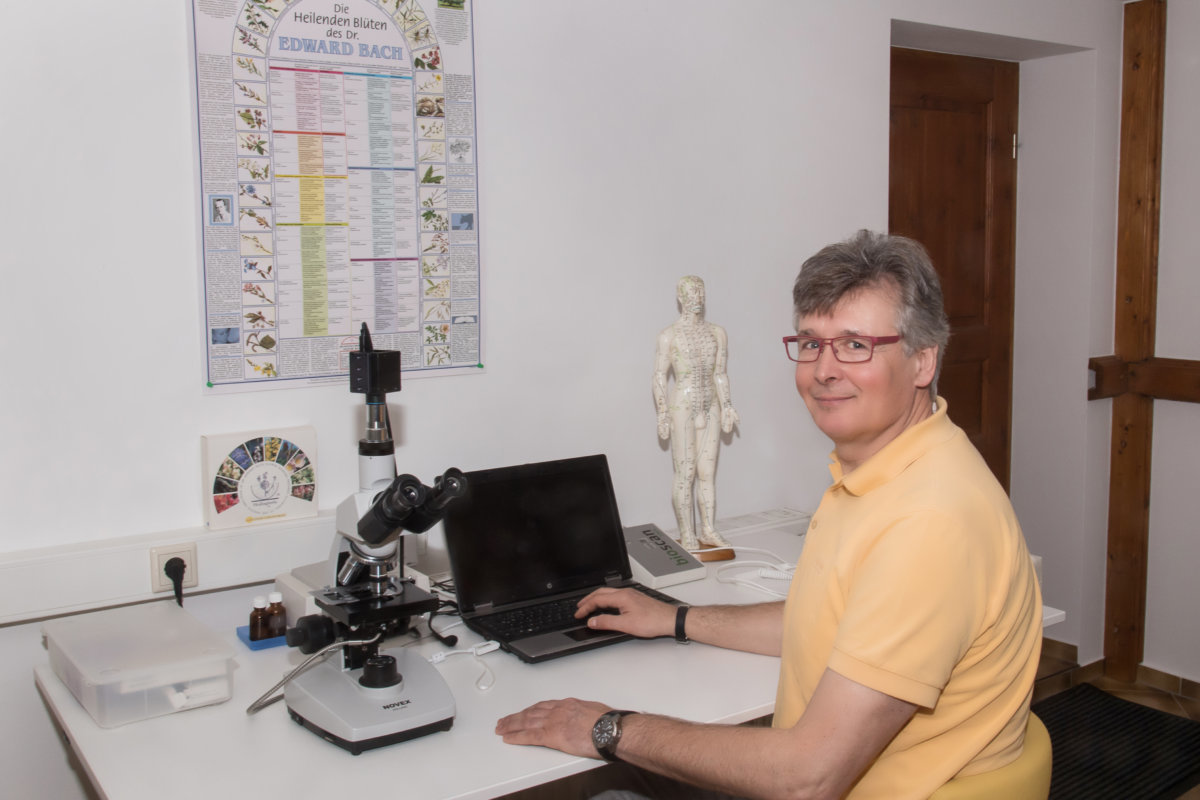 Andree Reuter Behandelungszimmer